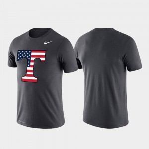 Americana Legend Performance Anthracite Men UT T-Shirt 376229-574