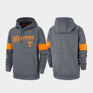 Pullover Performance Charcoal Men UT Hoodie 769040-438