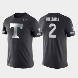 #2 Anthracite College Basketball Performance Travel Grant Williams UT T-Shirt Men's 169889-847