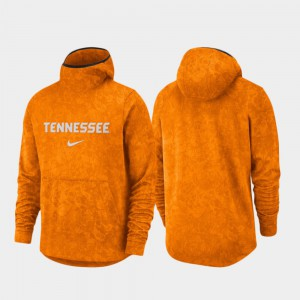 Spotlight Basketball Team Logo Pullover UT Hoodie Mens Tennessee Orange 750700-955