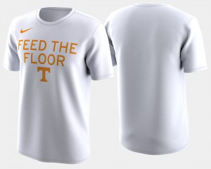 2018 March Madness Bench Legend Performance White Basketball Tournament Mens UT T-Shirt 718431-539