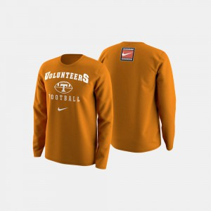 UT Sweater Men Orange College Football Retro Pack 453903-567