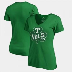 Kelly Green Paddy's Pride Fanatics UT T-Shirt Ladies St. Patrick's Day 342414-246